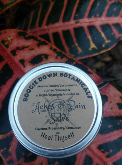 Aches & Pain Salve