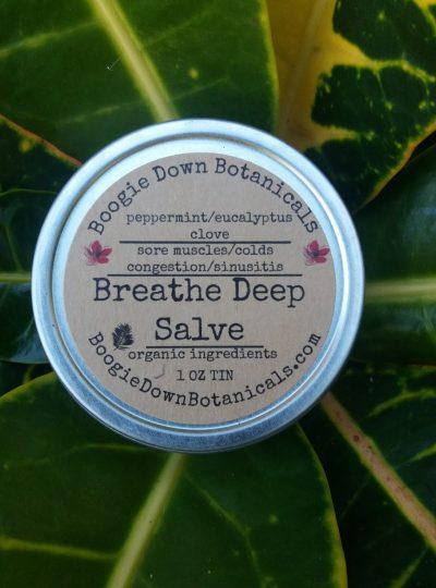 Breathe Deep Salve