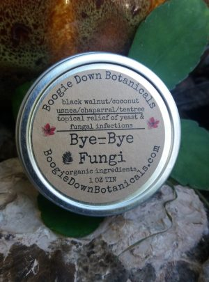 Bye-Bye Fungi Salve