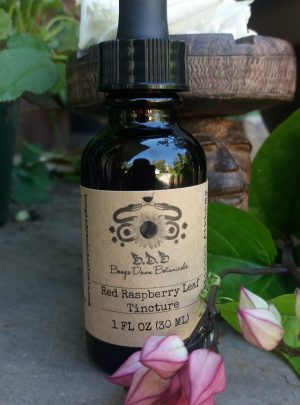 Raspberry Leaf Tincture